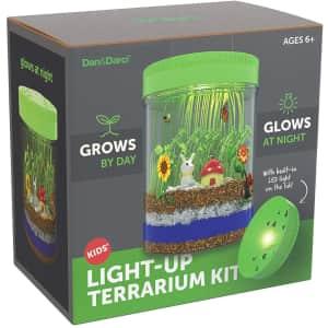 Dan & Darci Light-Up Terrarium Kit for $25