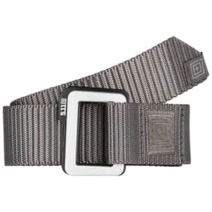5.11 Tactical Traverse Double Buckle Belt for $9