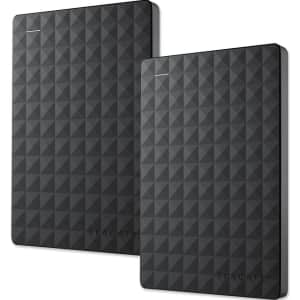 Seagate Outlet Deals at eBay: Up to 30% off