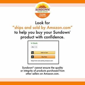 Biotin Gummies by Sundown, Supports Healthy Hair, Skin & Nails, Non-GMO, Free of Gluten, Dairy, for $8