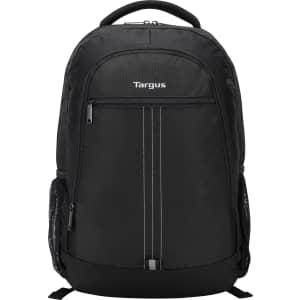 """Targus City 15.6"""" Laptop Backpack for $10"""