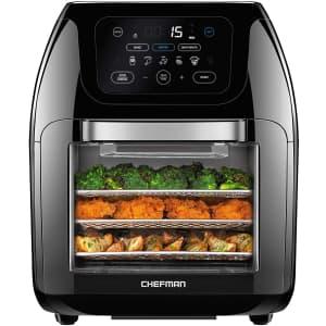 Chefman Multifunctional Digital Air Fryer+ for $100
