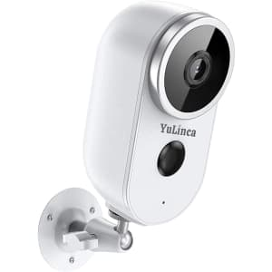 YuLinca 1080p Wireless Security Camera for $53