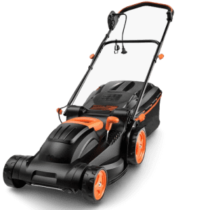 """1256 10A 14"""" Electric Lawn Mower for $170"""