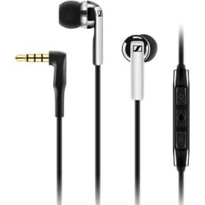 Sennheiser CX 2.00I Earphones for $15