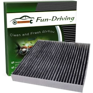 Fun-Driving FD285 Cabin Air Filter for Toyota/Lexus for $20