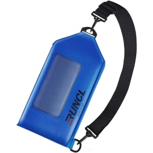 Runcl Cell Phone and Electronics Dry Pouches from $7.79