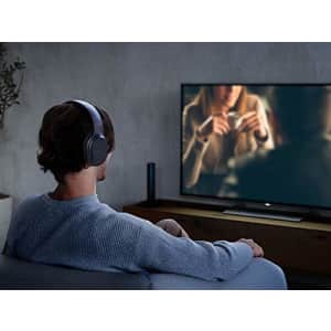 Sony RF400 Wireless Home Theater Headphones (WHRF400) (Renewed) for $55