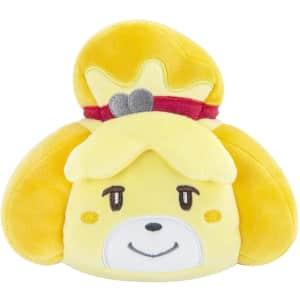 "RC2 Club Mocchi Mocchi Animal Crossing 6"" Plush for $15"