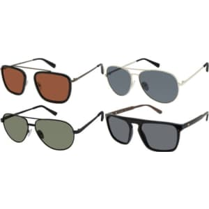 Sperry Men's Polarized Sunglasses for $20