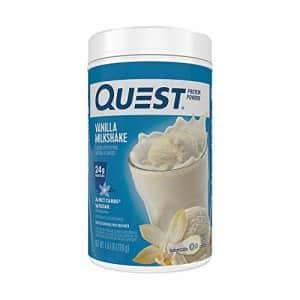 Quest Nutrition Protein Powder, Vanilla Milkshake, 1.6 Pound for $33