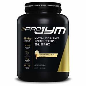 Pro Jym Protein Powder - Egg White, Milk, Whey protein isolates & Micellar Casein | JYM Supplement for $85