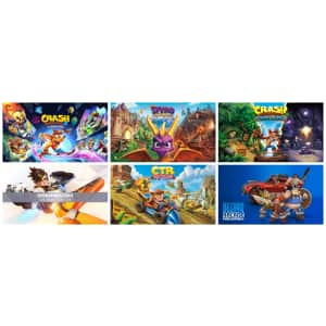 Activision Blizzard Games at Nintendo: Up to 50% off