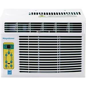 Keystone LCD 8,000 BTU Window Mounted Air Conditioner Star | Follow Me Remote Control | Energy for $330