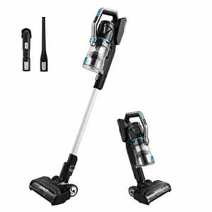 Eureka Lightweight Cordless Vacuum Cleaner, Hight Efficiency for All Carpet and Hardwood Floor LED for $175
