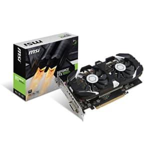 MSI Computer V809-2277R Video Card (GTX 1050 TI 4GT OC) for $342