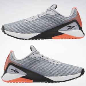 Reebok Men's Nano X1 Grit Training Shoes for $78