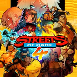 Streets of Rage 4 for Nintendo Switch: $14.99