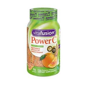 Vitafusion Power C Gummy Vitamins, 70ct for $20