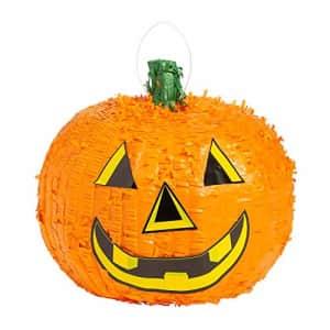 Fun Express Halloween Pumpkin Piata - Party Supplies - 1 Piece for $22