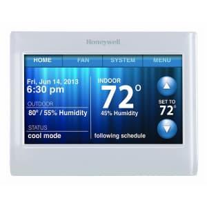 Honeywell Wireless WiFi Thermostat for $141
