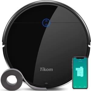 Tikom Robot Vacuum Cleaner for $200