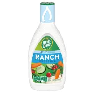 Wish-Bone 15-oz. Light Ranch Dressing for $1.33 via Sub & Save