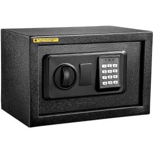 0.5-Cu. Ft. Digital Safe Box for $53