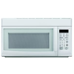 Magic Chef 1.6 cu. ft. Over-the-Range Microwave in White for $249