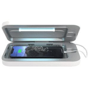 PhoneSoap 3 UV Phone Sanitizer and Charger for $13