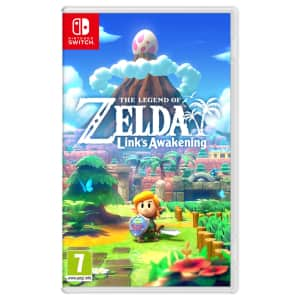 The Legend of Zelda: Link's Awakening for Nintendo Switch for $40 in cart
