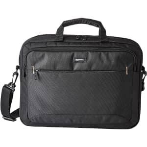 """Amazon Basics 15.6"""" Laptop Bag for $17"""