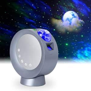 LitEnergy LED Sky Projector Light for $20