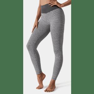 Women's High-Waist Butt-Lifting Tummy Control Leggings: 4 for $16 in cart