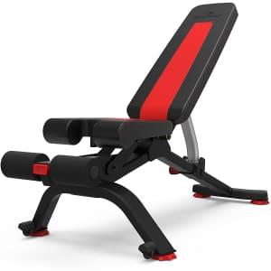 Bowflex SelectTech 5.1s Stowable Bench for $349