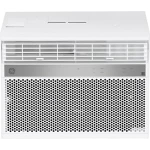 GE 550 Sq. Ft. 12,000 BTU Smart Window Air Conditioner for $320