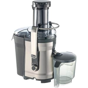 Oster Self-Cleaning Professional Juice Extractor for $110