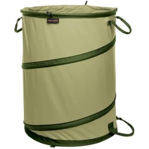 Fiskars 30-Gallon Kangaroo Garden Bag for $19