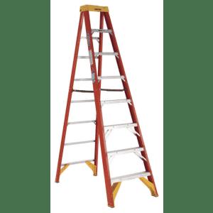 Werner Type IA 8-Foot Fiberglass Step Ladder for $120 for rewards members