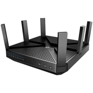 TP-Link AC4000 Tri-Band WiFi Router for $114 w/ Prime