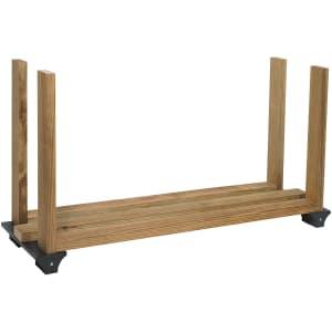 2x4basics Firewood Rack System for $13