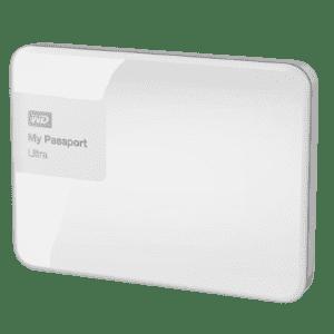 WD My Passport Ultra 1TB Hard Drive for $35