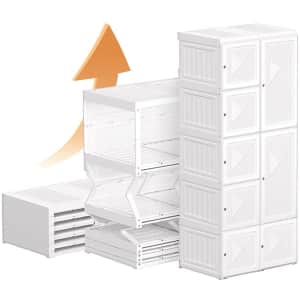 Coidak Folding 1-Piece Portable Wardrobe Cabinet for $128