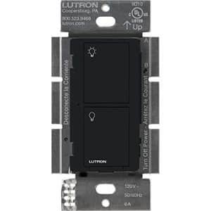Lutron Caseta Smart Home Switch, Works with Alexa, Apple HomeKit, Google Assistant | 6-Amp, for for $55