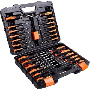 FTI 27-Piece Magnetic Screwdriver Set for $40