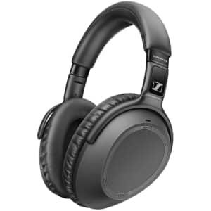 Sennheiser PXC 550-II Wireless Noise Canceling Headphones for $160