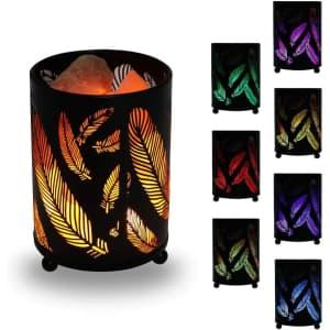 Hosun USB Himalayan Salt Lamp for $20