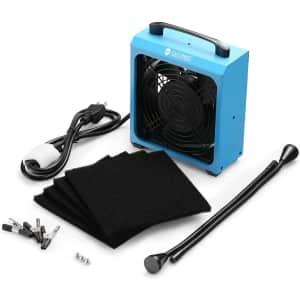 SainSmart Solder Fume Extractor Kit for $30