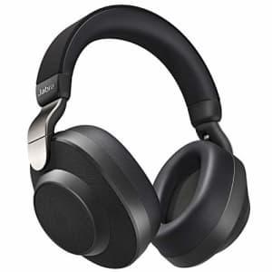 Jabra Elite 85h Wireless Noise-Canceling Headphones, Titanium Black Over Ear Bluetooth Headphones for $250