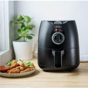 Bella 2-Quart Electric Air Fryer for $26